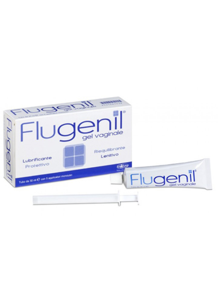 FLUGENIL GEL VAGINALE 30ML