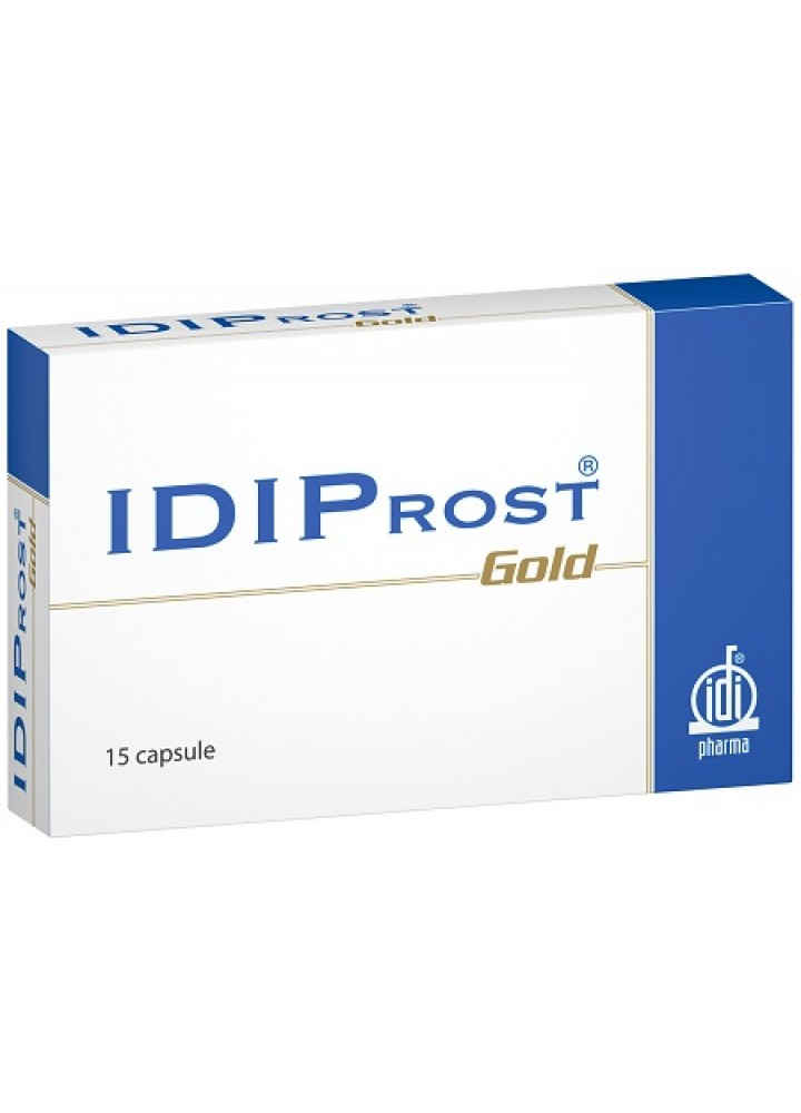IDIPROST GOLD INTEGRATORE 15CPS 14,25G