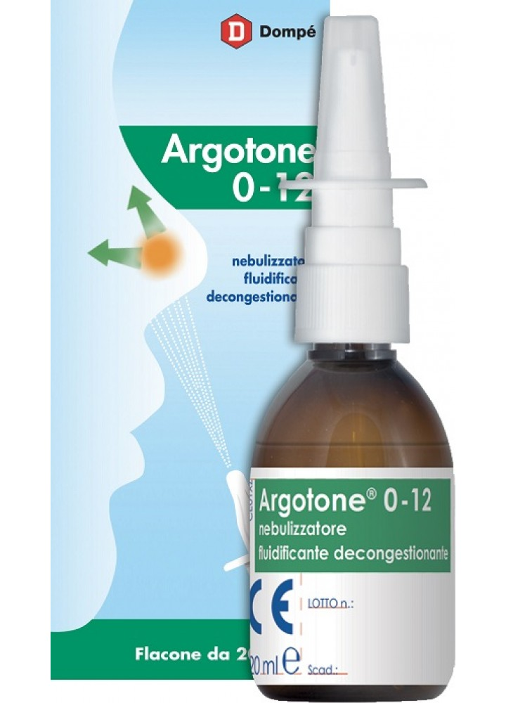 ARGOTONE 0-12 SPRAY 20ML