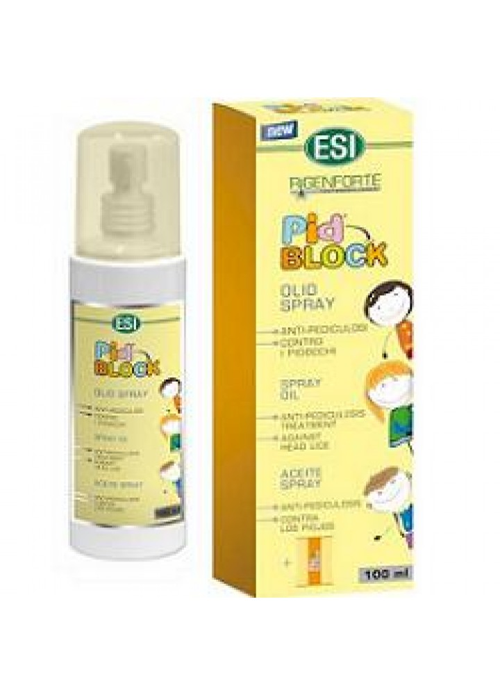 PID BLOCK OLIO SPRAY D.M.