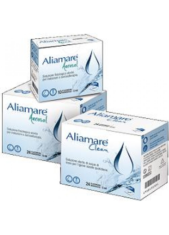 ALIAMARE CLEAN 24FLACONCINI 5ML