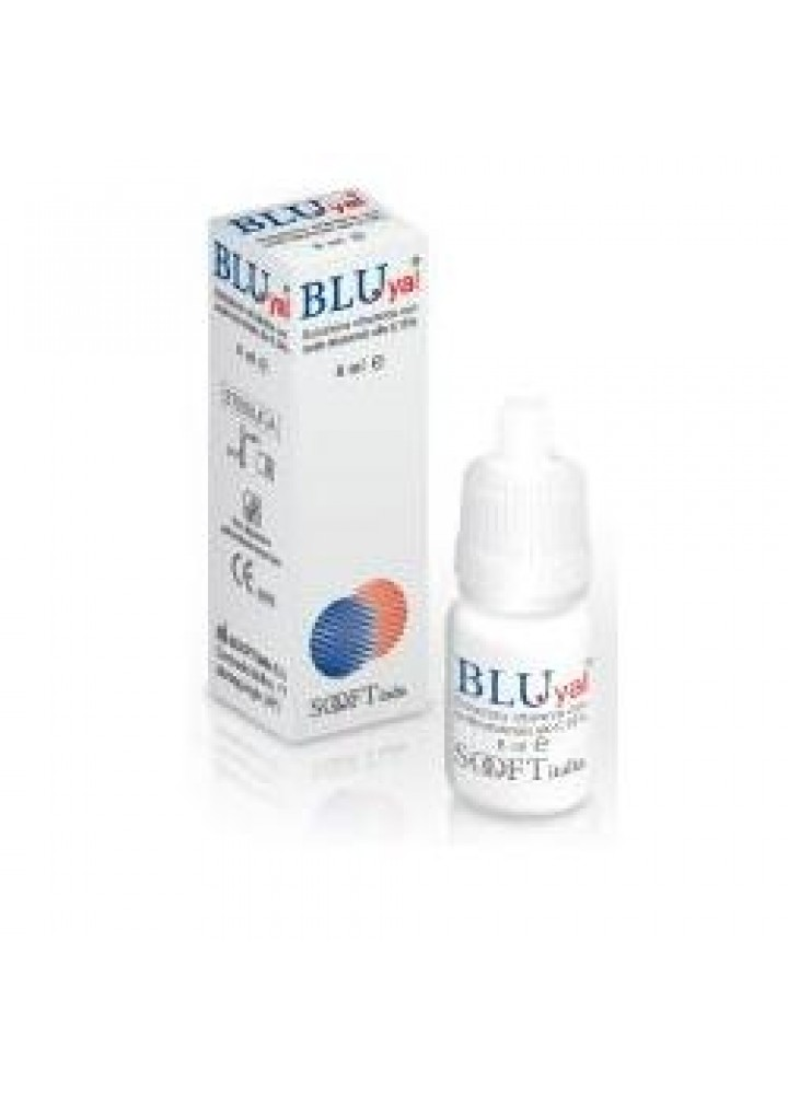 BLU YAL COLLIRIO 8ML