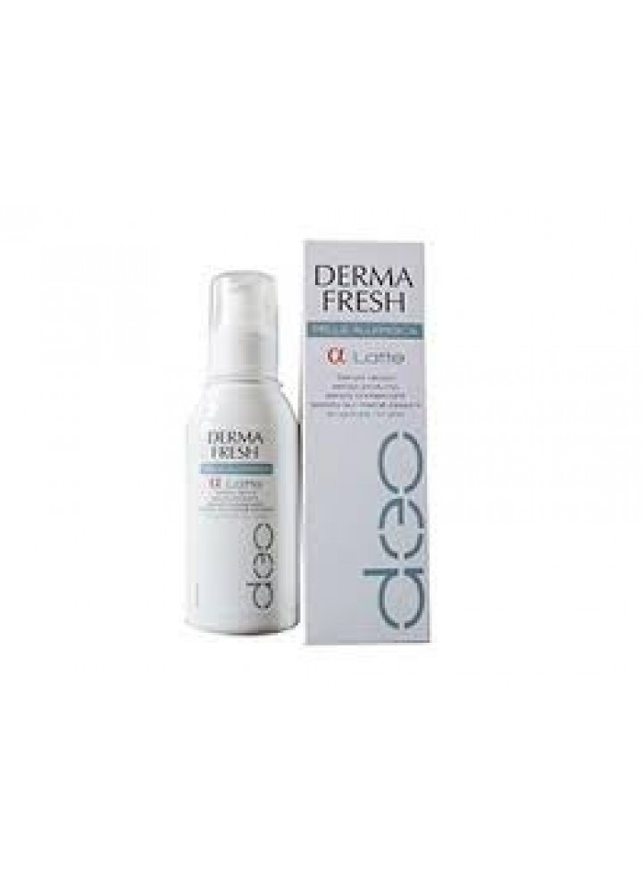 DERMAFRESH DEO P.ALLERG ALFA LATTE 100ML