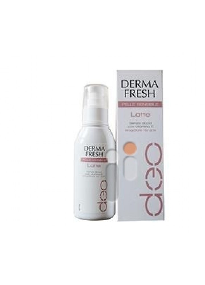 DERMAFRESH DEO PELLE SENS LATTE TP 100ML