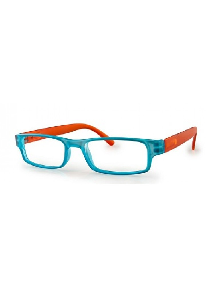 BOSTON DT1,0 OCCHIALI LIGHT BLUE/ORANGE