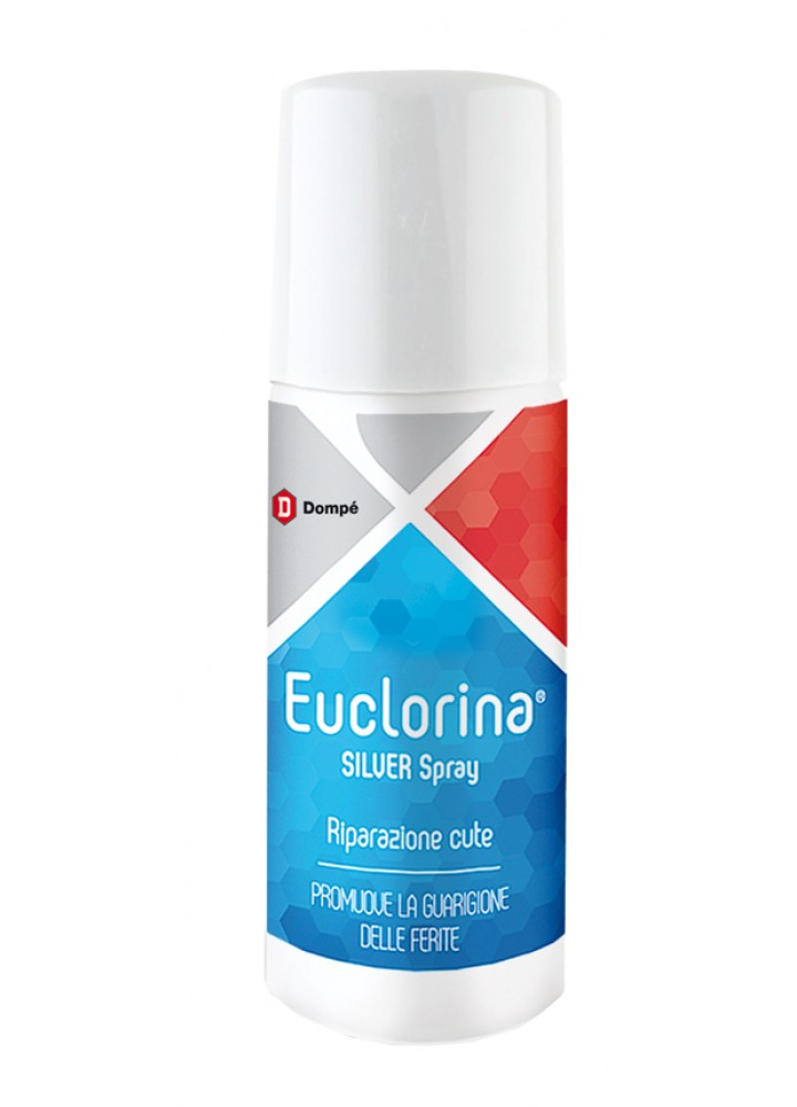 EUCLORINA SILVER SPRAY RIPARAZIONE CUTE 125ML