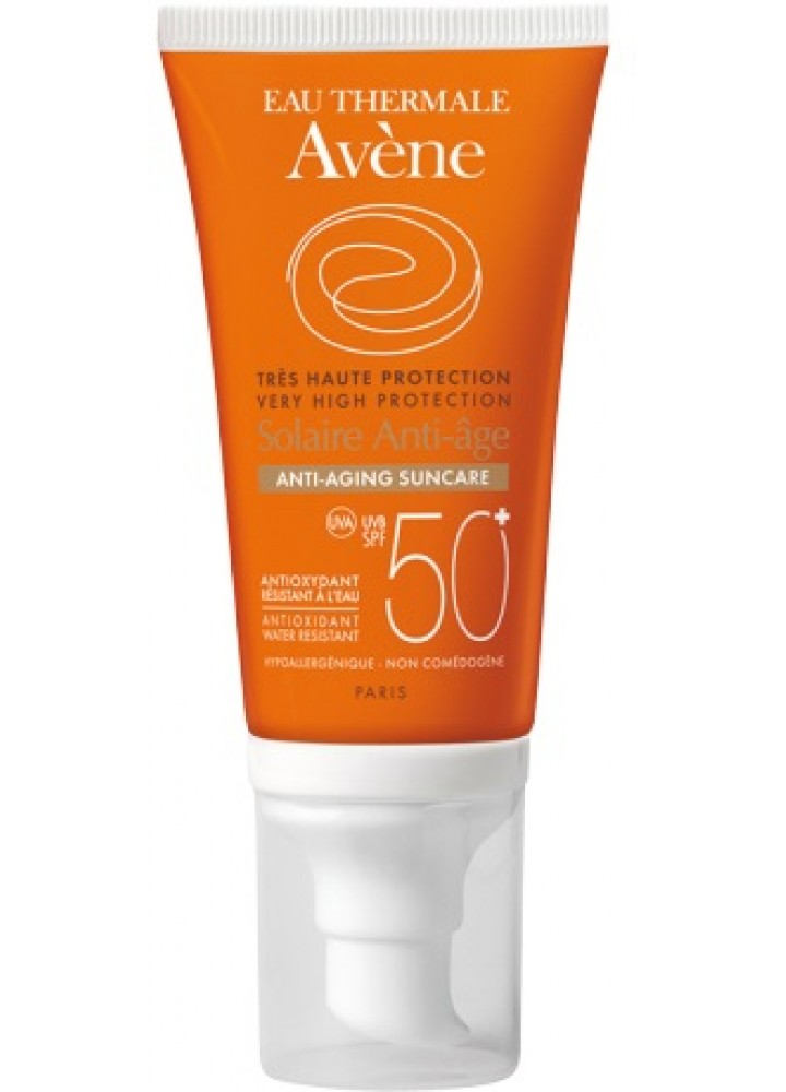AVENE CREMA ANTI-ETA' SPF50+ 50ML