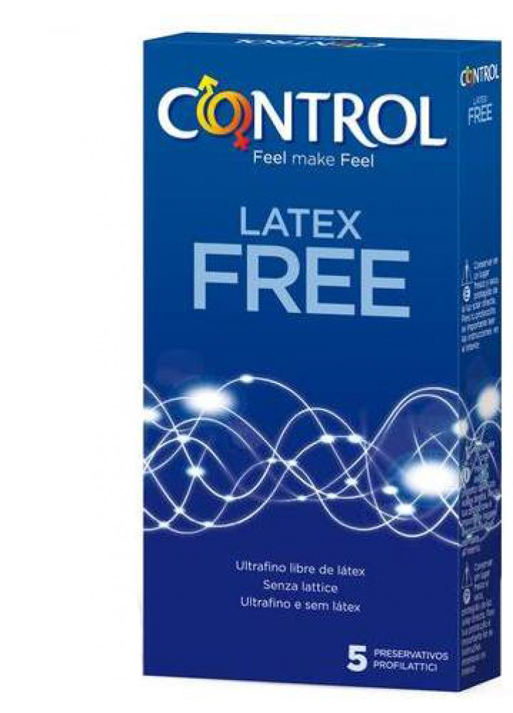 CONTROL LATEX FREE 28MC 2014