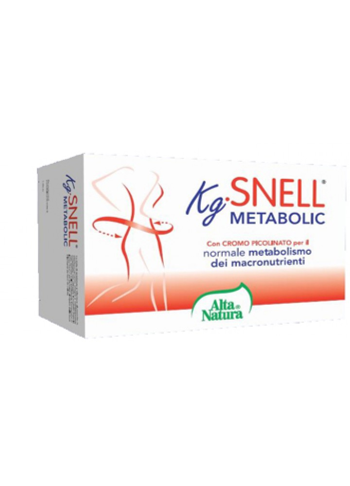 KGSNELL METABOLIC 45G 45CPR
