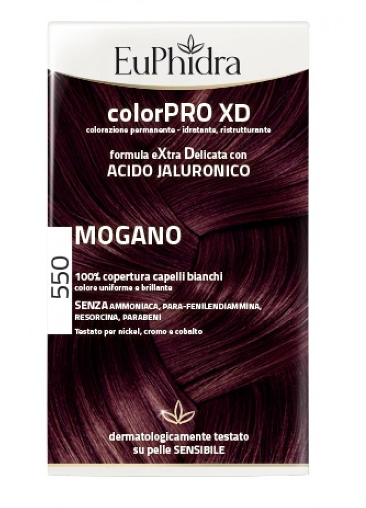 EUPHIDRA COLORPRO XD 550 MOGANO 50ML