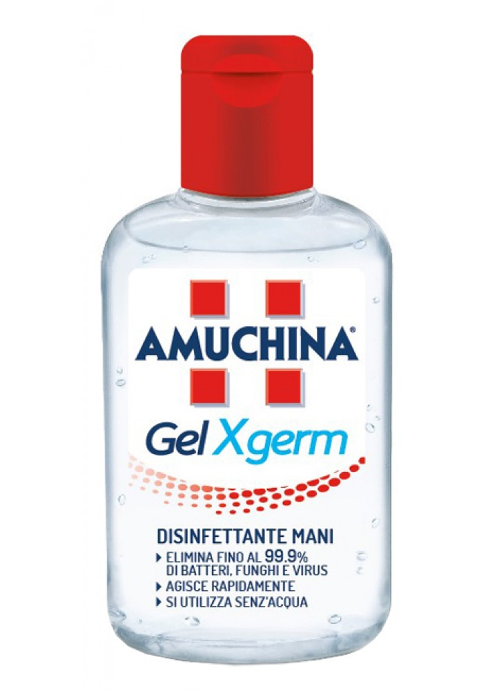 AMUCHINA GEL X-GERM 80ML